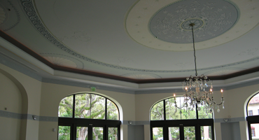 Founder Library Ceiling
